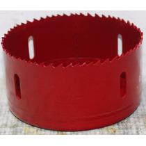 Broca Sierra Bimetálica Para Metal 102 Mm Morse 4