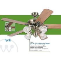 Ventilador / Abanico De Techo Modelo Forli Dmm