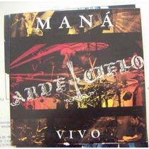 Cd Sencillo Mas Dvd, Maná Arde El Cielo