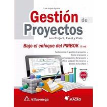 Libro: Gestión De Proyectos Con Project, Excel Y Visio