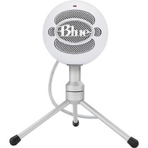 Blue Snowball Ice Microfono Condensador Usb De Alta Calidad