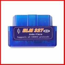 Escaner Automotriz Bluetooth Elm327 Obd2 + Software