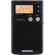 Radio Portatil Sangean Dt-200x Fm-stereo/am Audio