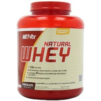Met-rx - Protein Powder - 100% Natural De Suero De Leche - 5