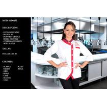Filipina Para Chef Modelo Oriental Uniformes