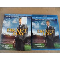 Draft Day Blu Ray Import Movie Kevin Costner Jennifer Garner