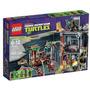 Lego Turtles Tortugas Ninja 79103 Turtle Lair Attack