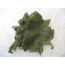 Gijoe 2003 Cobra Alley Viper Green Ghillie Suit
