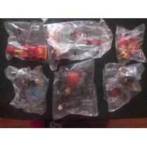 Coleccion De 6 Figuras Del Chavo Del Ocho Y El Chapulin