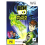 Ben 10 Alien Force Para Wii Wiiu---------------------mr.game