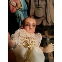 Antiguo Niño Dios. Madera