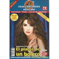 Gran Cancionero Mexicano Portada Guadalupe Pineda