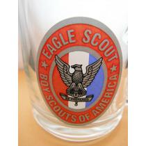 Taza Boy Scouts Of America Souvenir Eagle Retro Aguila