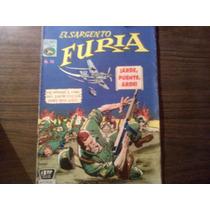Comics El Sargento Furia, Editorial La Prensa Varios Numeros