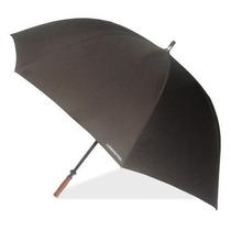 Sombrilla London Fog Deporte Golf Paraguas Negro, Un Tamaño