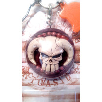 Llavero Calavera Portgas D Ace Romance Dawn One Piece Y287 2