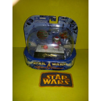 Star Wars Yoda Navideño Holiday