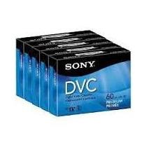 Sony Dvc Mini Dv 60 Min.