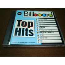 Bonnie Tyler,men At Work,t-cd-billboard Top Hits 1983 Bfn