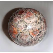 Esfera De Mármol Circunferencia 39 Cm Vv4