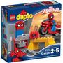 Lego 10607 Taller De La Moto-araña Entregas Metepec Toluca