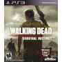 Walking Dead Survival Instinct Ps3