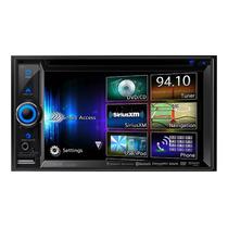 Clarion Nx603 2013 Gps Touchscreen Dvd Usb Bluethoot