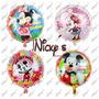 Globos Mickey Y Minnie Mouse De 18 Pulgadas O 45cm*45cm