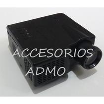 Mini Proyector De Led Entrada Usb Rca Vga 40 Lumenes