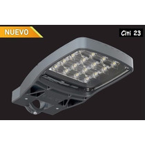 Lampara Led 12vcd 24vcd Alumbrado Público Uso Solar 23w 60w