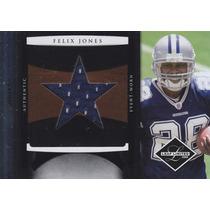 2008 Limited Logo Team Rookie Jersey Felix Jones /50 Cowboys