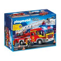 Playmobil 5362. Camión De Bomberos. Playmotiendita
