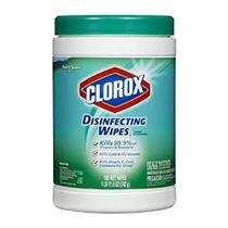 Clorox Toallitas Desinfectantes Fresco Olor 105 Conde Canist