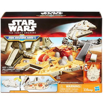 Star Wars 7 Micro Machines Halcón Milenario