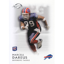 2011 Topps Legends Base Rookie Marcell Dareus Dt Bills