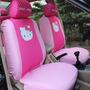 Funda Hello Kitty Coche Automovil Auto Envio Gratis