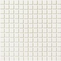 Mosaico Veneciano P/alberca Blanco Liso Mca. Alttoglass