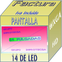 Pantalla Led Display Compaq Presario Cq43-305la 14.0 Daa