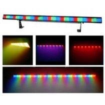Barra De Leds Chauvet Color Strip 384 Leds Envio Gratis Lbf
