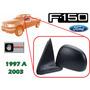 97-07 Ford F150 Espejo Lateral Manual Tipo Bandera Izquierdo