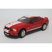 Mustang Shelby Gt500 2007 Escala 1:18 Shelby Collectibles