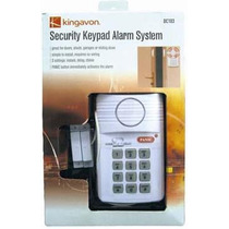 Teclado Alarma - Sistema De Seguridad De La Puerta Botón De