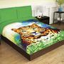 Cobertor Matrimonial/individual Providencia Jaguar Ligero