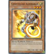 Yugioh ** Constellar Aldebaran (ha07-en006) 1st ** Yu Gi Oh!