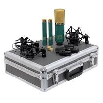 Mxl V67 Microfono Kit De Grabacion