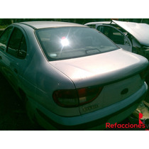 Megane 2002 Renault En Partes Seminuevas Originales