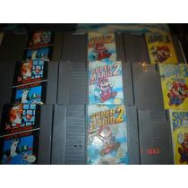 Nintendo Trilogia Super Mario Bros (nes)