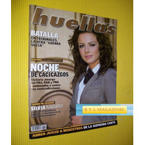 Silvia Navarro Revista Huellas 2010