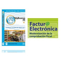 Timbres Fiscales Paquete D 300, Cfdi, My Business Pos.