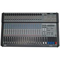 Consola Mezcladora Proel 20 Canales Modelo M20usb